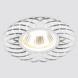 Светильник точечный Ambrella light A815 W литой белый MR16