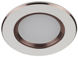 Светильник светодиодный Эра KL LED 4SC/WH LED 3x1W 210LM 220V 3200K