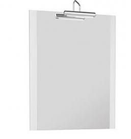 Зеркало AQUANET Асти 65 белое, без светильника 177788