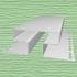 h-профиль Nordside мятный 3050x1,1мм