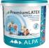 Краска Премиум Латекс акриловая, влагостойкая, для кухонь и ванных комнат 1,8л