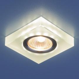 Точечный светильник MR16, 6063 белый