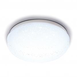 Светильник точечный Ambrella light F470 W белая перфорация 6Вт 4200K 110х110х55мм