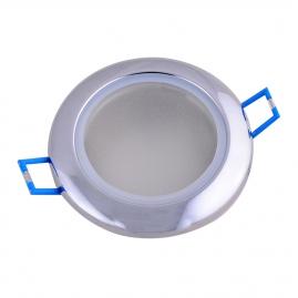Точечный светильник Эра WR1 CH влагозащищенный MR16, 12V, 50W хром