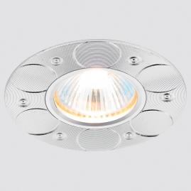 Светильник точечный Ambrella light A808 AL литой алюминий MR16