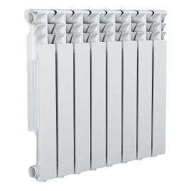 Радиатор алюминиевый Tropic 500x80мм 8 секций