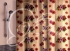 Шторка для ванной Vilina Герберы полиэстер 1800х1800мм