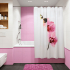 Штора для ванной комнаты Fora Орхидея PH06