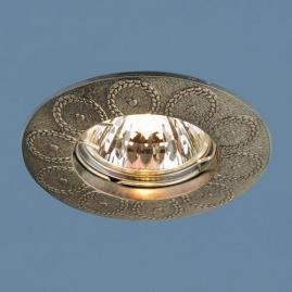 Точечный светильник MR16, 603 бронза