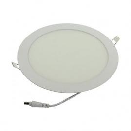 Светильник светодиодный Smartbuy встраиваемый LED DL 18w 5000K круг IP20 SBL-DL-18-5K