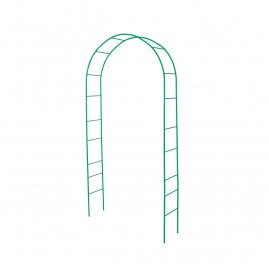 Арка садовая разборная Лесенка 2,5 (2.4)х1.2(1.1) К-106-1 (5992)