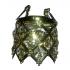 """Светильник АКЦЕНТ """"Crystal"""" 825 встраиваемый, золото, круглый с прозрачными подвесками, MR16 GU5.3"""