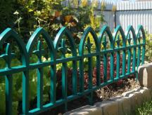 Садовые заборы