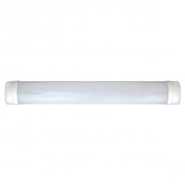 Светильник светодиодный линейный Ultraflash LWL-5023-01CL 18Вт, IP65