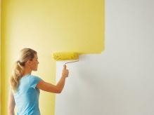 Краски для внутренних работ