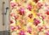 Шторка для ванной Vilina Орхидея 1800х1800мм полиэстер 1566-1