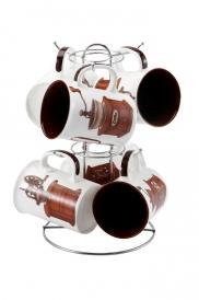 Набор кружек 7 предметов, керамика 42001WB