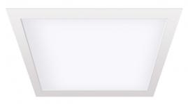 Светильник светодиодный встраиваемый Jazzway квадрат 18Вт 6500K 225x225x25мм белый PPL - SPW
