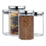 Наборы банок для сыпучих продуктов