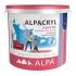 Краска Альпакрил DIY водоэмульсионная белая 10л
