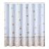 Штора для ванной комнаты Swensa Marina 180х180см белый, полиэстер SWC-70-28
