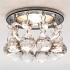 Светильник точечный Ambrella light K2051 CH-CL хром прозрачный хрусталь MR16