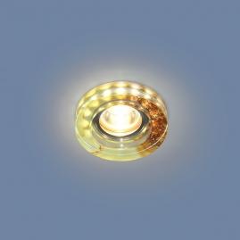 Точечный светильник Elektrostandard 2190 MR16 YL желто-терракотовый