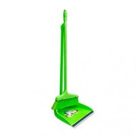 Набор для уборки Antella совок и сметка с длинной ручкой 67см 70974