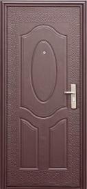Дверь металлическая E40M, левая 960