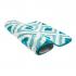 Коврик для ванной комнаты Fora Greece синий 45х75см FOR-LD77S