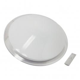 Люстра Smartbuy светодиодная SATURN 70Вт Dim 30Вт-70Вт 3цвета, пульт SBSaturn-Dim-70-W