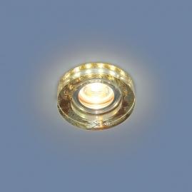 Точечный светильник 2190 MR16 PK розовый перламутр