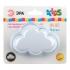 Ночник Эра NN-605-LS-W сенсор  облако белый
