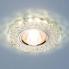 Точечный светильник MR16, 2140 зеркальный, серебро