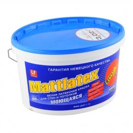 Краска водно дисперсионная Поли-Р Mattlatex 14кг