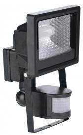Прожектор светодиодный Camelion с датчиком движения 20 Вт 4300К LFL-2020-NW С02 черный