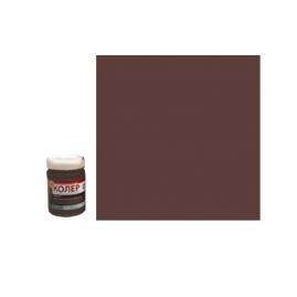 Краска колеровочная ВГТ 1кг темно-коричневая