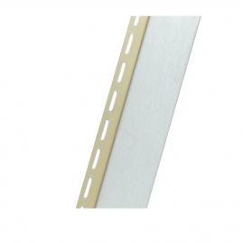 Наличник широкий Nordside белый 3050x1,1мм