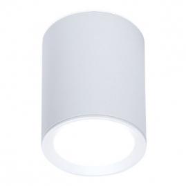 Светильник светодиодный Ambrella light накладной TN215 WH-S GU5.3 D56х70мм белый