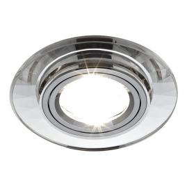 Светильник точечный Ambrella light 8160 CL хром MR16 D95мм