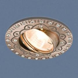 Точечный светильник MR16, 8005 медь